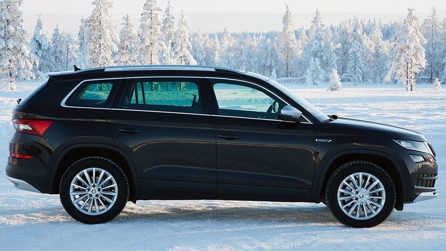 SKODA KODIAQ SCOUT 1.5TSI 110KW 4WD | Auto Informatie | ANWB